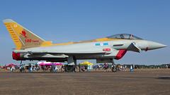 ZK342 - RAF Typhoon - Royal International Air Tattoo 2014 - RAF Fairford