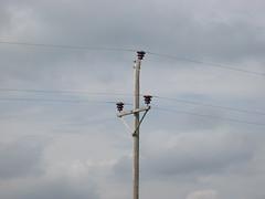 Old transmission line (NDLineGeek) Tags: