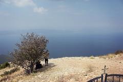 Ohrid Lake (everyday sh_ter) Tags: old travel summer vacation mountain lake holiday ski nature beautiful saint boat town alley europe view roadtrip visit tourist canoe resort monastery macedonia ohrid bazaar naum vally balkan mavrovo kaneo ohridski charshija
