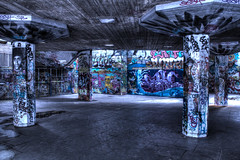 The Undercroft - Southbank - London (ArtGordon1) Tags: london thames graffiti southbank riverthames davegordon undercroft davidgordon skaterspark artgordon1 daveartgordon daveagordon davidagordon