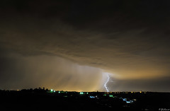 Orages 22.06.2014 (toper33) Tags: storm night lightning nuit orage stormchasing clair
