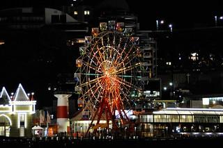 The Big Wheel at Luna Park, Sydney