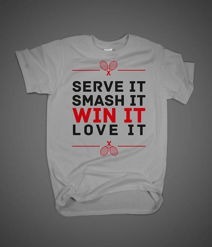 T-Shirt Love it