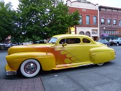 Billetproof Washington 50 (bballchico) Tags: flames custom carshow billetproof kustom 2014 billetproofwashington