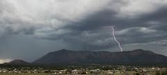 ...more Zap! (ArneKaiser) Tags: arizona autoimport doneypark flagstaff monsoon mountelden clouds daylightlightning lightning sky storm weather unitedstates flickr