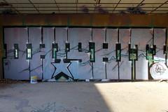 OH SHIT BLOCK (EVOL Oh!Shit) Tags: black graffiti crew block lettering graff oro ohshit grauduroi letterz