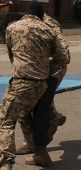 IMG_5273 (sbretzke) Tags: army uniform zb bundeswehr closecombat nahkampf 20140615