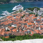 "View of Old Town Kotor from the Fortress Walls <a style=""margin-left:10px; font-size:0.8em;"" href=""http://www.flickr.com/photos/14315427@N00/14653890579/"" target=""_blank"">@flickr</a>"
