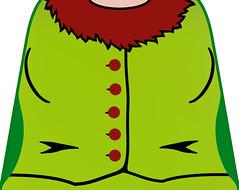 Rita Skeeter (Front) (lego3x11l) Tags: love photoshop happy hp lego pirates rita harry potter lord lotr lukas custom hogwarts hobbit hermione hagrid hallows decale ritaskeeter legoharrypotter legothelordoftherings lego3x11l lukas3x11l legothehobbit