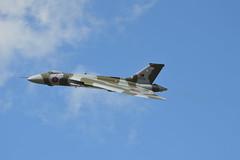 RAF Vulcan Full size XH558 (spenner1972) Tags: york vulcan lma raf elvington xh558