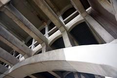 Veteran's Memorial Bridge, Cleveland OH (Boston Runner) Tags: cleveland ohio flats eastbank cuyahogariver 2014 detroitsuperior veteransmemorial bridge underneath beam structure