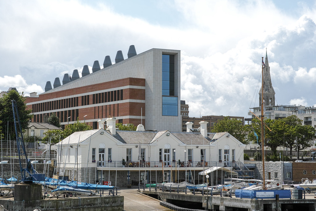 DUN LAOGHAIRE NEW LIBRARY AND CULTURE CENTRE Ref-1108
