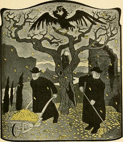 """Image from page 476 of """"Skämtbilden och dess historia i konsten"""" (1910)"""