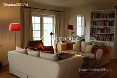 Thiết kế nội thất phòng khách tân cổ điển_052