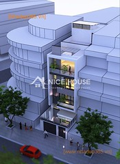 Thiết kế nhà phố tại Quảng Ninh - Mrs Thoa_01