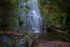 Mangakotukutuku Falls (Paul J's) Tags: park forest river waterfall bush long exposure track falls national maude taranaki egmont mangakotukutuku