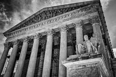 Supreme Court of US (joe808studio) Tags: bw usa court us dc washington fuji supreme  x100