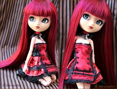 Coraline is wearing a new Steampunk outfit designed and sewed by me .I will be able to take commissions after september. (Lilith In tenebris ) Tags: necklace outfit handmade gothic planning groove pullip 16 custom jun cornice steampunk sewed obitsu