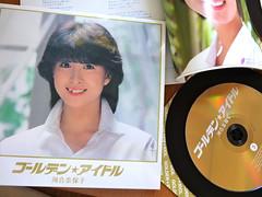 ゴールデン★アイドル 河合奈保子 Blu-spec CD2 完全限定生産盤 Columbia 2014年7月30日
