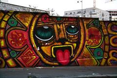 #StreetArt Paris 19  (005)