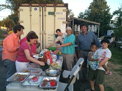 7/25/14 Neighborhood BBQ