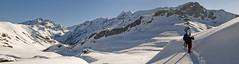 Valle de Aneu, pico Canal Roya (canfranc) Tags: raquetas pirineo aneu canalroya