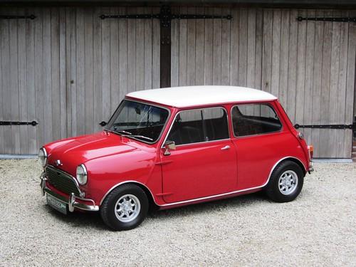 Morris Mini Cooper Mk1 (1965).