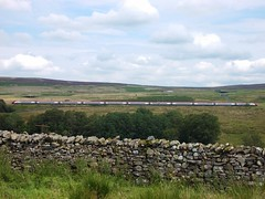 Side on (ccoultas) Tags: uk west stone train truck coast dry virgin eddie m6 mainline walling pendolino stobart
