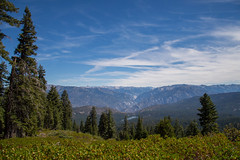 Mountain View - Panoramic Point - Kings Canyon National Park - California - 26 July 2014 (goatlockerguns) Tags: california park usa mountain mountains west nature forest point natural unitedstatesofamerica panoramic canyon sierra kings national sierranevada