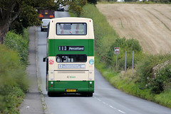 635 (Callum Colville's Lothian Buses) Tags: bus buses edinburgh country dennis lothian trident lothianbuses edinburghbus dennins eastlothianbuses