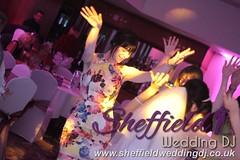 Andrew & Lauren McCambridge - Hellaby Hall -  Wedding Photos by Sheffield Wedding DJ 090