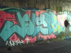 IMG_0080 (spastikshirts) Tags: art found australia melbourne dungeon victoria shirts damage cave graff clan drains urbex artfound spastik melbournegraffiti caveclan 108explore spastikshirts