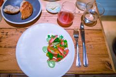 Contra (August '14) - New York-8118 (Spanish Hipster) Tags: nyc food restaurant lowereastside tasting contra jeremiahstone fabianvonhauske