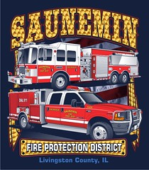 "Saunemin Fire Protection District - Livingston County, IL • <a style=""font-size:0.8em;"" href=""http://www.flickr.com/photos/39998102@N07/14885451320/"" target=""_blank"">View on Flickr</a>"