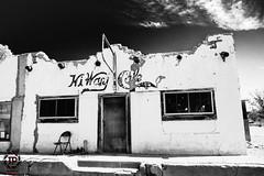 I Am The HiWay... (Thorpeland) Tags: abandoned texas valentine forgotten