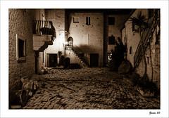 IMG_4213-Edit-Edit (zaom80) Tags: architecture croatia nightphoto trogir monochramatic eos450d sigma1770 hystoricaldowntown