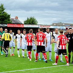 """Altrincham v Bristol Rovers 160814 • <a style=""""font-size:0.8em;"""" href=""""https://www.flickr.com/photos/125622569@N04/14947945122/"""" target=""""_blank"""">View on Flickr</a>"""