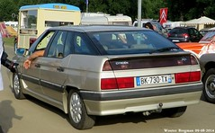 Citroën XM Turbo CT (XBXG) Tags: auto old france classic car race vintage french automobile track euro ct citroën voiture turbo mans le frankrijk bugatti circuit 72 lemans xm ancienne 2014 tct sarthe française citro citroënxm eurocitro