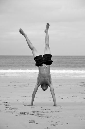 Handstand 1