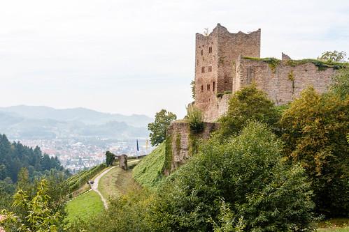 Château fort Schauenburg