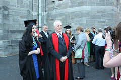 IMG_0267 (Maynooth University Department of Geography) Tags: ireland university graduation level geography mu phd maynooth 3rd kildare nuim