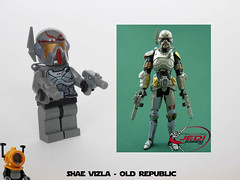 Shae Vizla - TOR (HJR-Holland) Tags: star lego mini characters wars minifigs figures figs