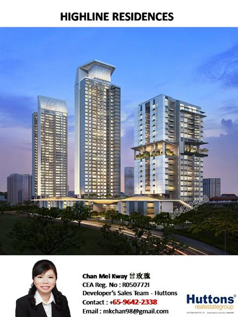 (ADV)Condo near Tiong Bahru MRT. Call / SMS 96422338 now to register for Closed Door Sneak Preview !!