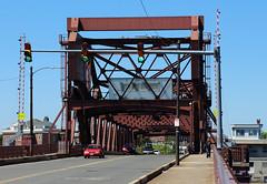 Drawbridge to Chelsea (trochford) Tags: bridge boston ma chelsea massachusetts drawbridge eastboston chelseariver andrewmcardlebridge