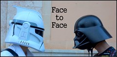 Face to face... (mike828 - Miguel Duran) Tags: people zeiss star fan starwars cosplay sony helmet carl wars alpha casco slt sonnar vario 1680mm a77v