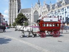 Gimycko Mechelen Paardenkoets (gimycko) Tags: mechelen paardenkoets gimycko