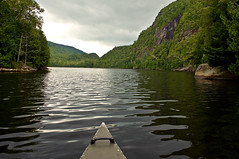 Chapel Pond (HckySo) Tags: pond nikon chapel adirondacks canoe nikkor d90 1755mm