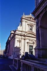 Rome (ruttie.g) Tags: bridge italy sculpture vatican roma art architecture painting cathedral roman baroque pillars obelisque
