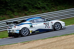 #77 - Oz Yusuf / Gavan Kershaw - ISSY Racing - Lotus Evora GT4 @MidlandsLotus @grouplotusplc  @Petronasbrands (Steven Roe Images) Tags: cars racing hatch endurance brands brandshatch 2014 britishgt avontyres stevenroeimages