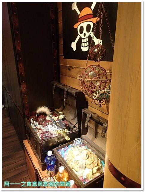 日本東京台場美食海賊王航海王baratie香吉士海上餐廳image045